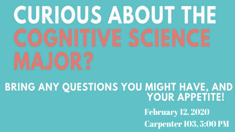Curious About The Cognitive Science Major